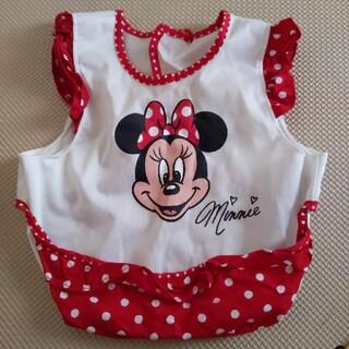ディズニー(Disney)のミニーマウス スタイ(お食事エプロン)