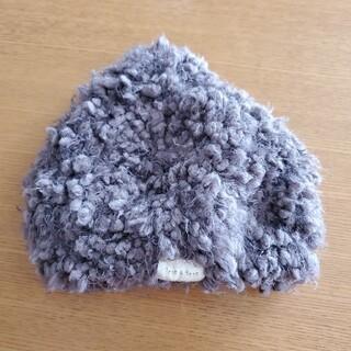 シマムラ(しまむら)の子供用 帽子 ドングリ帽子 ニット(帽子)