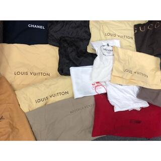 LOUIS VUITTON - 【セット】 ブランド 保存袋 布袋15点おまとめ