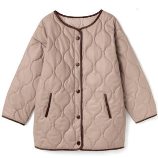 GRL - キルティングレザージャケット