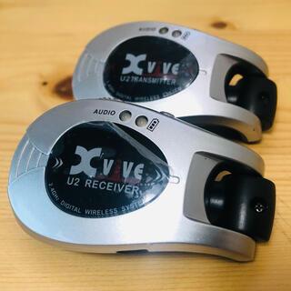 Xvive XV-U2  ワイヤレスシステム(シールド/ケーブル)