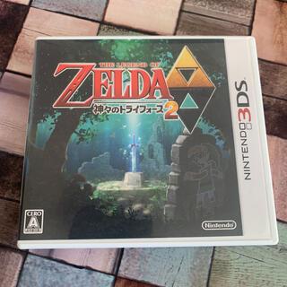 ニンテンドー3DS(ニンテンドー3DS)のゼルダの伝説 神々のトライフォース2 3DS(携帯用ゲームソフト)