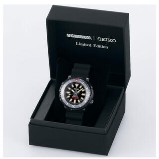 ネイバーフッド(NEIGHBORHOOD)のSEIKO NEIGHBORHOOD Limited Edition(腕時計(アナログ))