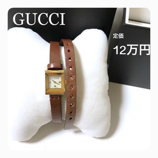 Gucci - GUCCI*時計(カルティエ、ティファニー、ジャガールクルトお好きな方も。