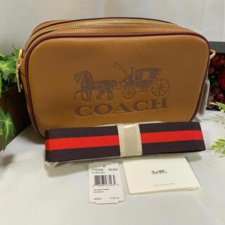 コーチ(COACH)の大人気♡coach ショルダーバッグ ジェス クロスボディ ブラウン(ショルダーバッグ)