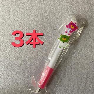 セーラー(Sailor)のボールペン 3本 可愛いドクターナース人形付き キャラクター ノベルティ(ペン/マーカー)