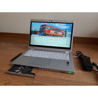 パナソニック(Panasonic)のCF-MX4 i5 5300U 128G/SSD 1920x1080 タッチ(ノートPC)