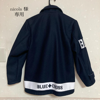 ブルークロス(bluecross)のブルークロス ピーコート【新品未使用】(ジャケット/上着)