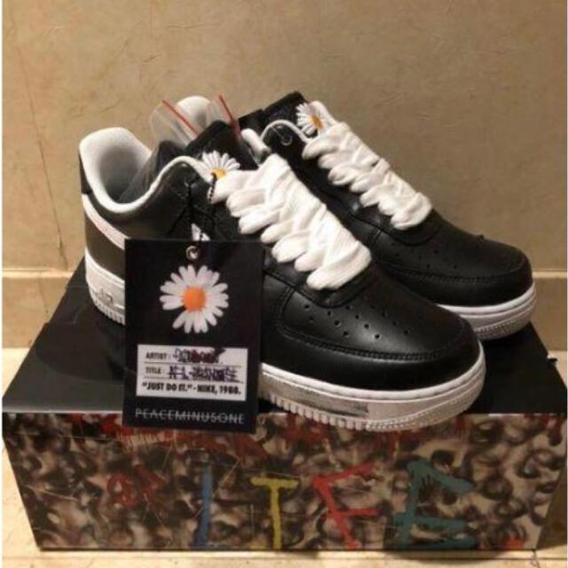 PEACEMINUSONE(ピースマイナスワン)のNIKE PEACEMINUSONE AF1 PARANOISE メンズの靴/シューズ(スニーカー)の商品写真