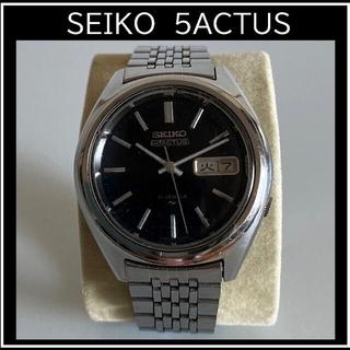 セイコー(SEIKO)のヴィンテージ アンティーク●SEIKO 5ACTUS 7019-7060 自動巻(腕時計(アナログ))