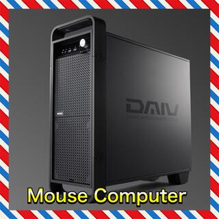 【Mouse DAIV-DQZ520】 i7-8700K  gtx1080ti