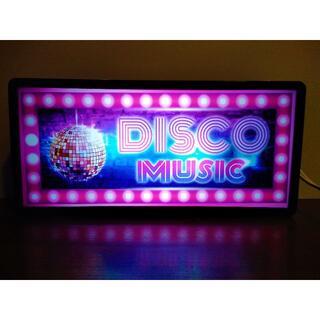 ディスコ DISCO クラブ ダンスホール★LEDプラスチックライトBOX(その他)