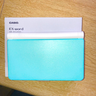 カシオ(CASIO)の電子辞書 カシオ CASIO EX-WORD XD-SX4900 gn (その他)