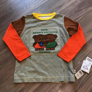 ブーフーウー(BOOFOOWOO)の新品 6490円 ブーフーウー ミッフィーコラボ 長袖カットソー(Tシャツ/カットソー)