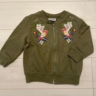 NEXT - NEXT フラワーバード柄刺繍ジャケット 80cm