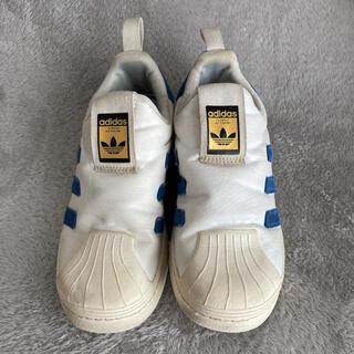 アディダス(adidas)のアディダススリッポン20センチ(スニーカー)