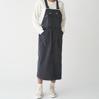 ダントン(DANTON)の♡m♡さま専用!DANTON☆チノジャンパースカート☆未使用品(サロペット/オーバーオール)