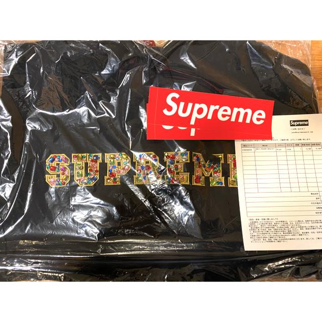 Supreme(シュプリーム)のsupreme シュプリーム フーディー Jewels Hooded メンズのトップス(パーカー)の商品写真