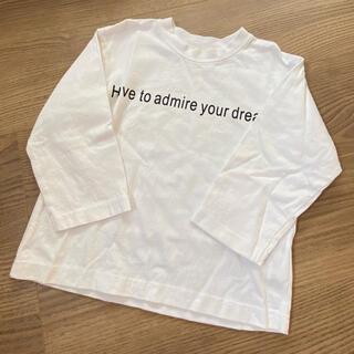 ブランシェス(Branshes)の専用!ブランシェス ロゴロンT(Tシャツ/カットソー)