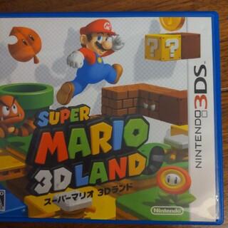 ニンテンドー3DS - スーパーマリオ 3Dランド 3DS