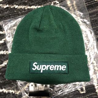 Supreme - supreme New Era Box Logo シュプリームニット帽 ビーニー