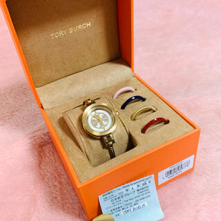 Tory Burch - 未使用✨TORY BURCH トリーバーチ✨腕時計 チェンジベゼル