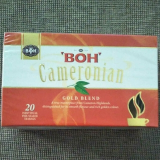 【新品】BOH TEA Cameronian Gold Blend(茶)
