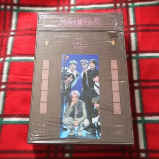 BTS magic shop 日本 DVD