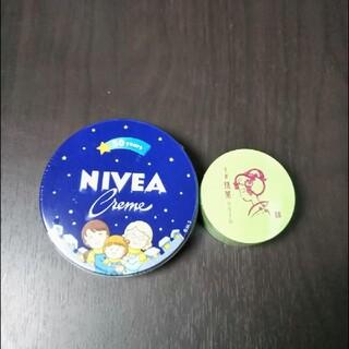 ニベア(ニベア)のニベアクリーム☆京都抹茶クリーム☆(フェイスクリーム)