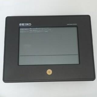 セイコー(SEIKO)のSEIKO◆目覚まし時計電波クロックSQ770K(置時計)