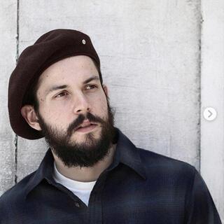 ミスターオリーブ(Mr.OLIVE)のMR.OLIVE ベレー帽 ミスターオリーブ(ニット帽/ビーニー)