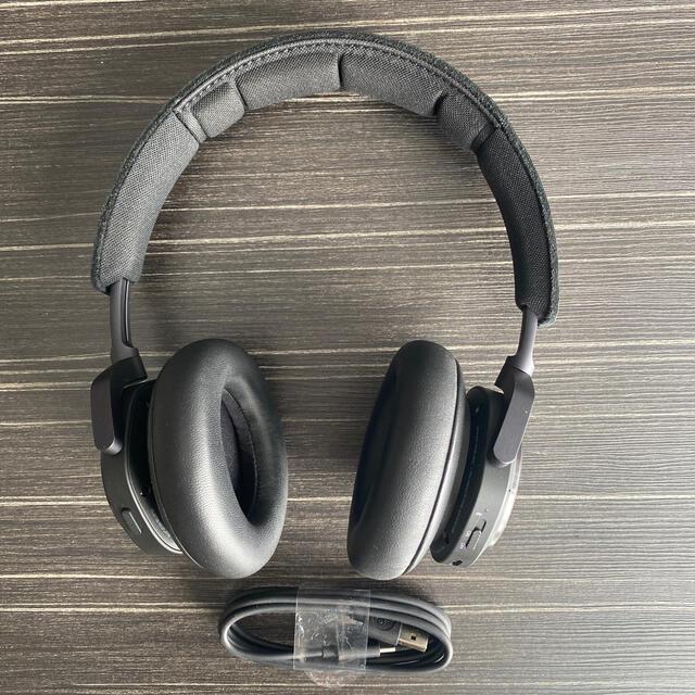 SENNHEISER(ゼンハイザー)の美品 Bang&Olufsen Beoplay H9 3rd Gen ヘッドホン スマホ/家電/カメラのオーディオ機器(ヘッドフォン/イヤフォン)の商品写真