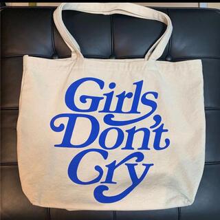 ジーディーシー(GDC)の美品 girls don't cry 初期物 トートバッグ(トートバッグ)