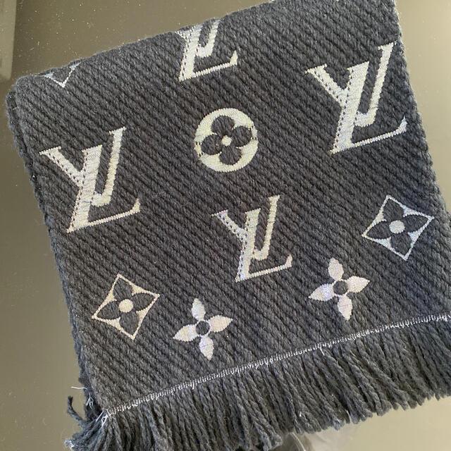 LOUIS VUITTON(ルイヴィトン)のLVマフラー メンズのファッション小物(マフラー)の商品写真