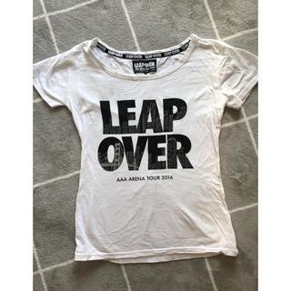 トリプルエー(AAA)のAAA♡一度のみ着用、ライブTシャツ(2016)(Tシャツ(半袖/袖なし))