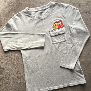 グラニフ(Design Tshirts Store graniph)のグラニフ ロンT  だるまちゃんとかみなりちゃん(Tシャツ/カットソー)