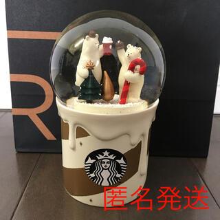スターバックスコーヒー(Starbucks Coffee)のスターバックス スノードーム(置物)