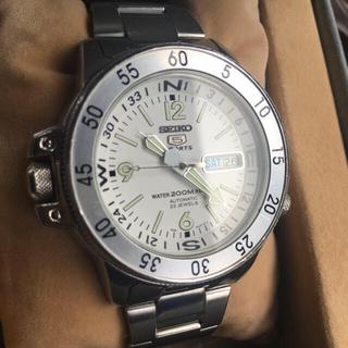 セイコー(SEIKO)のSEIKO セイコー5スポーツ 自動巻 200m防水(腕時計(アナログ))