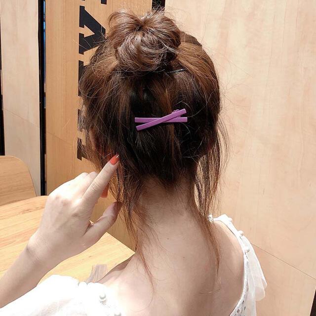 SLY(スライ)の大人カラー♡ヘアピン クリップ  No.111 レディースのヘアアクセサリー(ヘアピン)の商品写真