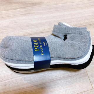 POLO RALPH LAUREN - 新品⭐︎ 未使用 polo Ralph Lauren 靴下 3足セット ソックス