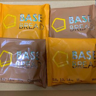 新商品 BASE BREAD ベースブレッド シナモン2袋 メープル2袋 計4袋