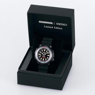 ネイバーフッド(NEIGHBORHOOD)の新品未使用 限定1000本 ネイバーフッド セイコー PROSPEX(腕時計(アナログ))