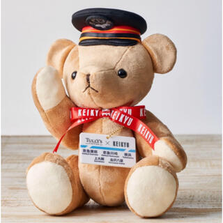 TULLY'S COFFEE - 【新品】タリーズ×京急 限定タリーズベア