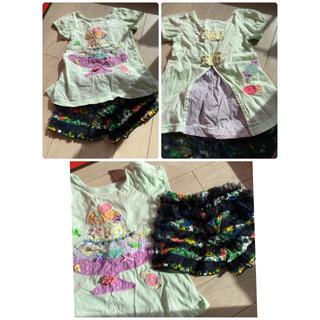 イングファースト(INGNI First)のNo.3 子ども服 まとめ売り 24点 サイズ100 110(スカート)
