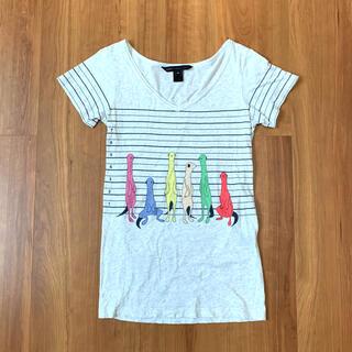マークバイマークジェイコブス(MARC BY MARC JACOBS)のマークバイマークジェイコブス✳︎ミーアキャットTシャツ MARCJACOBS(Tシャツ(半袖/袖なし))