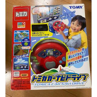 タカラトミー(Takara Tomy)のジャンク品 トミカカーナビドライブ(電車のおもちゃ/車)