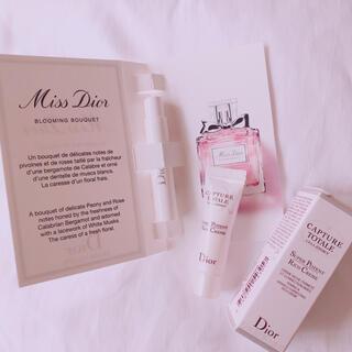Christian Dior - ディオール ミスディオール ブルーミングブーケ カプチュールトータル クリーム