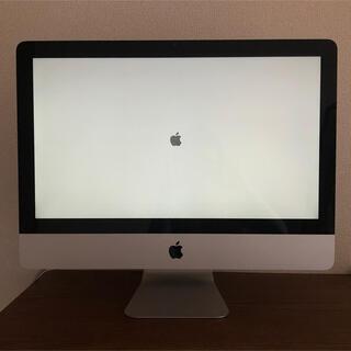 Apple - Apple iMac 21.5 / デスクトップ PC パソコン ジャンク品