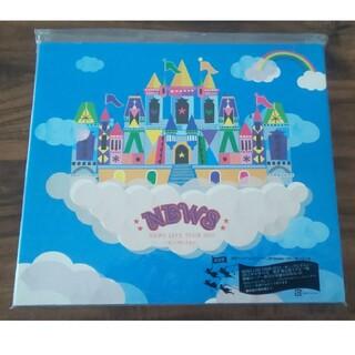 ニュース(NEWS)のNEWS LIVE TOUR 2012~美しい恋にするよ~初回盤・4枚組DVD(アイドル)