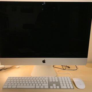 Mac (Apple) - iMac 27inch 3.5GHz i7 32GB 128GB+3TB